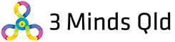 3 Minds QLD Logo